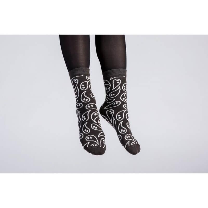 Organic cotton socks -...
