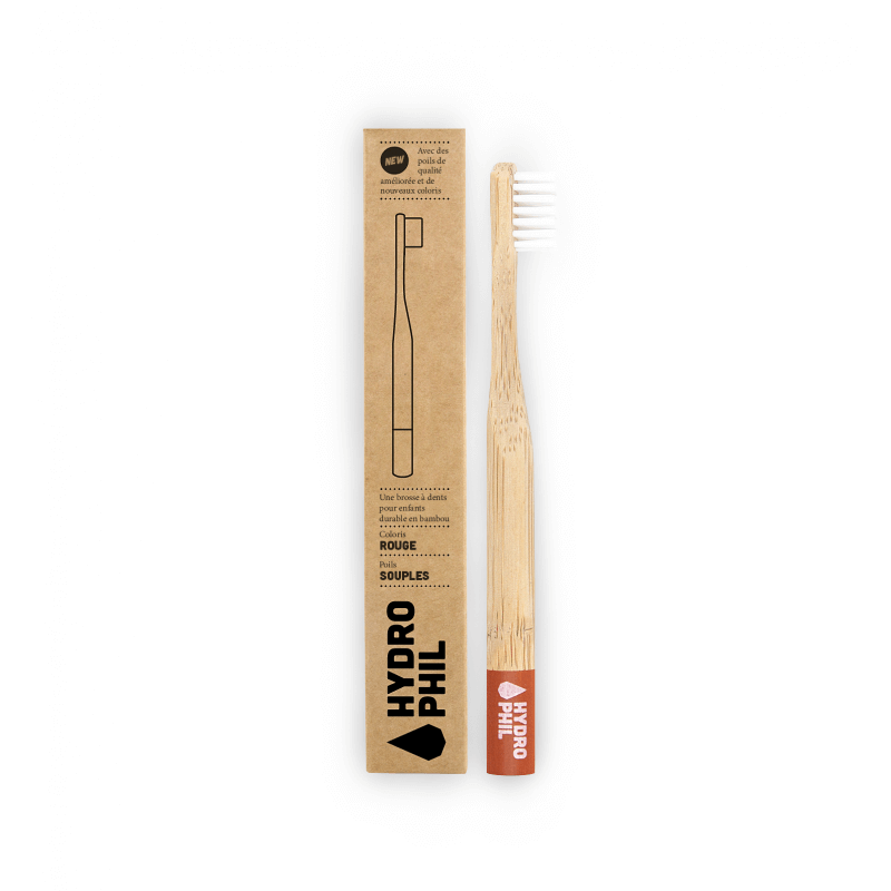 Bamboo toothbrush for...