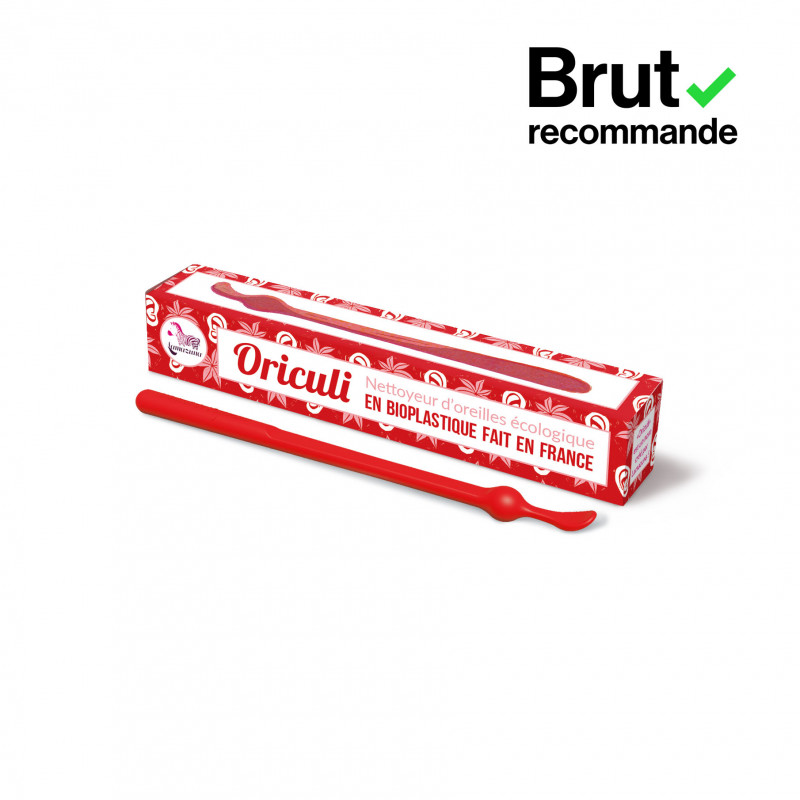 Bioplastic Oriculi made in...