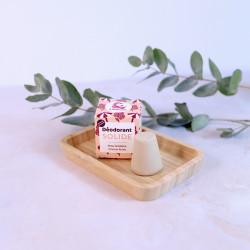 Déodorant solide peau sensible zéro déchet Lamazuna