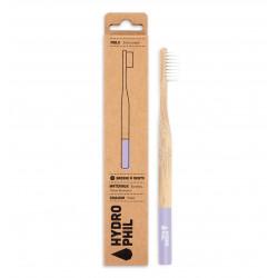 Brosse à dents en bambou Hydrophil extra souple