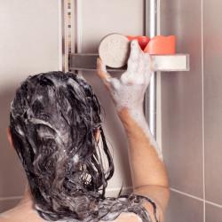 utilisation simplissime du shampoing solide