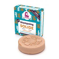 Shampoing solide pour cheveux secs à l'huile de prune