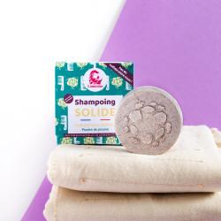 Shampoing solide et zéro déchet pour les cuirs chevelus sensible