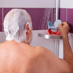 Shampoing cheveux blancs illuminateur et anti-jaunissement