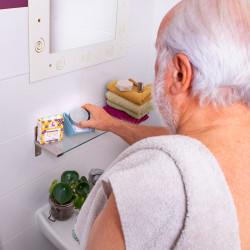Shampoing solide pour cheveux blancs ou très clairs