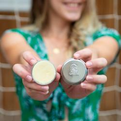Parfum solide naturel et bio Lamazuna