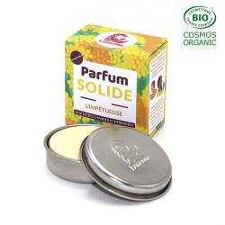 Parfum solide et rechargeable Lamazuna