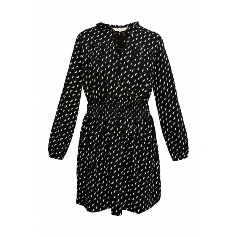 "Robe en coton bio ""Connie Cat"""