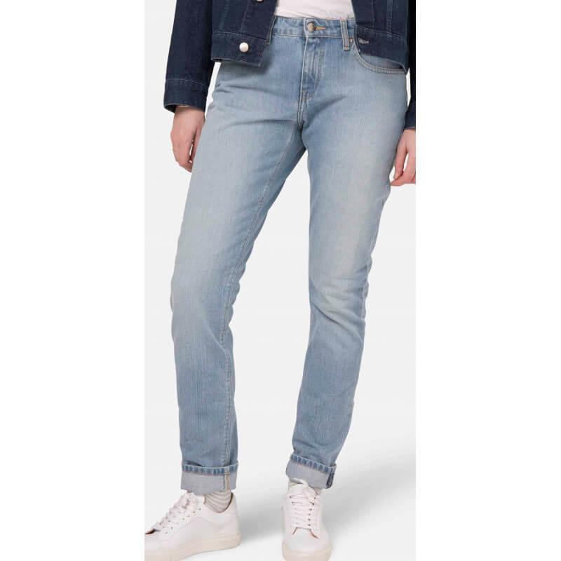 Jeans en coton bio...