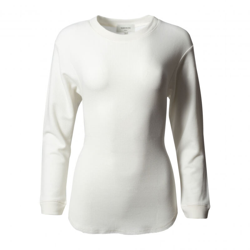 """Bea"" long-sleeved round..."