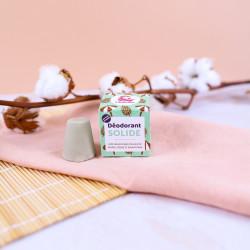 Déodorant solide pour hommes au parfum boisé